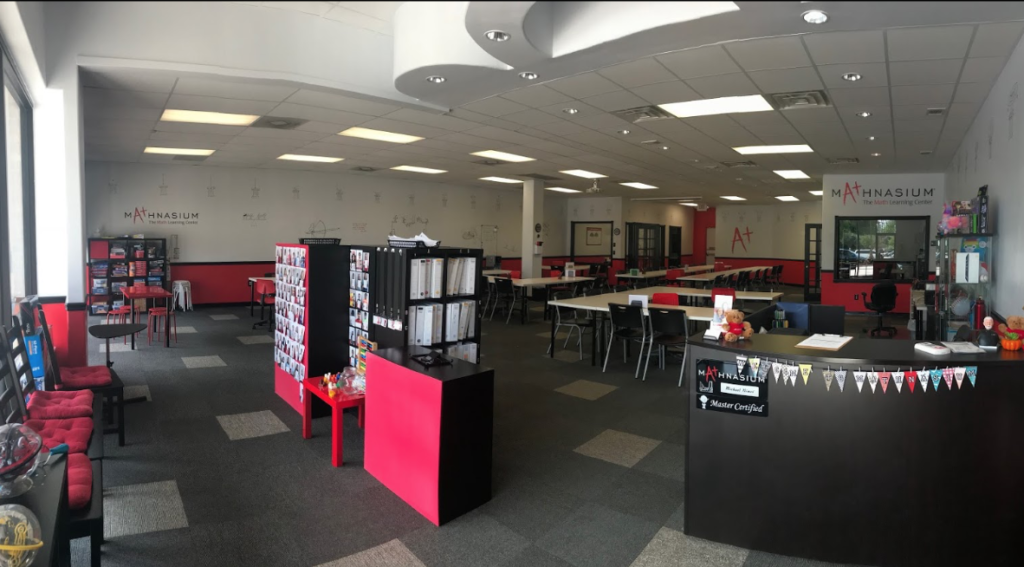 Image of our expanded center